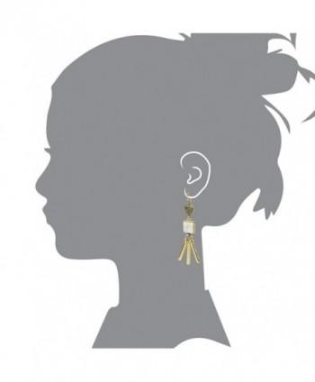 Danielle Nicole gold Delilah earring