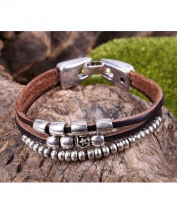 MAIMANI Genuine Leather Bracelet Durable