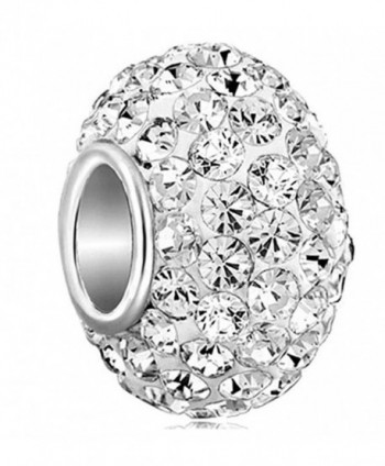 Sterling Birthstone Swarovski Elements Bracelets - April - CV17Z445NNE