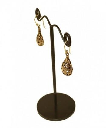 Filigree Teardrop Earrings Thailand Jewelry in Women's Drop & Dangle Earrings