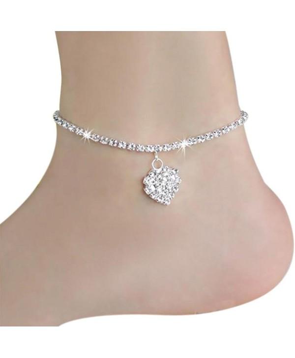 Pretty Anklet Chain - C212N9R9IZM