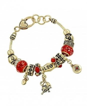 DianaL Boutique Horoscope Bracelet Fashion - CZ11NXDG3A3
