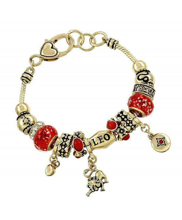 DianaL Boutique Horoscope Bracelet Fashion - CZ11NXDG3A3