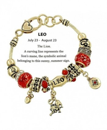 DianaL Boutique Horoscope Bracelet Fashion