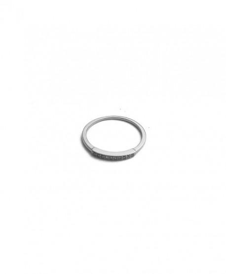 HONEYCAT Crystal Sterling Minimalist Delicate - Silver - CK12N1E8RKT