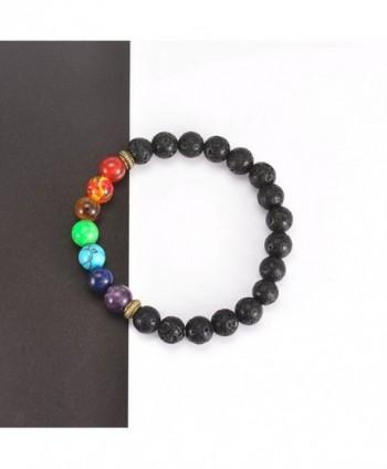 Diffuser Bracelet Crystal Balancing Gemstone in Women's Strand Bracelets