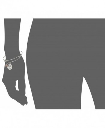 Disney Stainless Bangle Silver Bracelet in Women's Bangle Bracelets