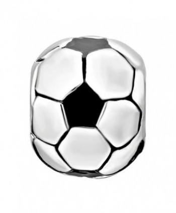CharmsStory Soccer Charms Classic Bracelets in Women's Charms & Charm Bracelets