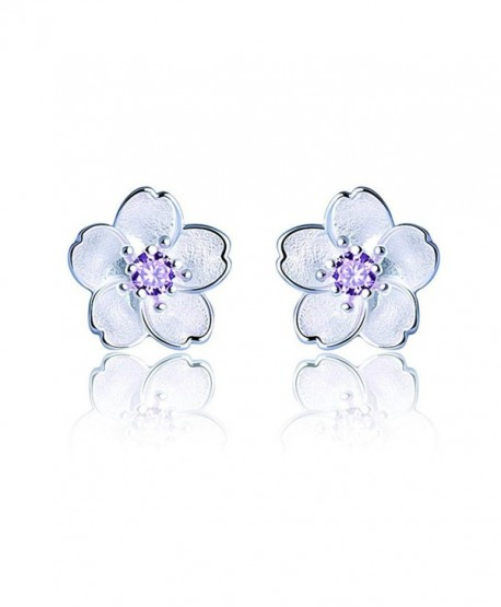Julies Jewelry blossoms necklaces temperament - Earring - CS12NTQBDHO