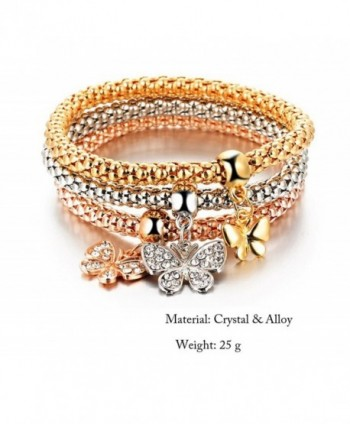 Leefi Austrian Crystal Classical Bracelet