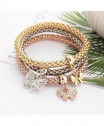 Leefi Austrian Crystal Classical Bracelet in Women's Stretch Bracelets