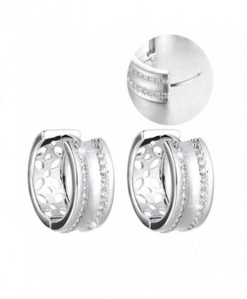 XZP Zirconia Earrings Hypoallergenic Earring