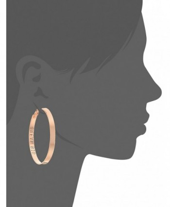 BCBG Generation Dream Inscription Earrings