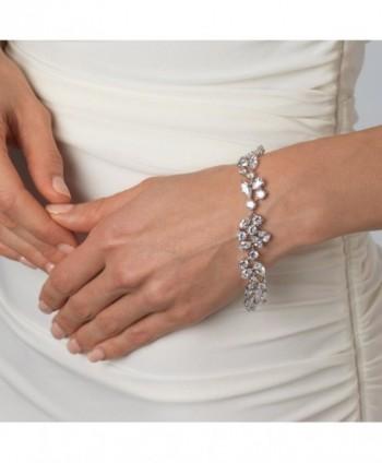 USABride Zirconia Bracelet Special Occasion