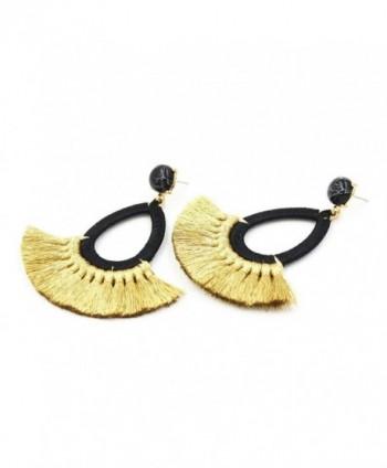 Colorful Tassel Earrings Sandbar Special in Women's Drop & Dangle Earrings