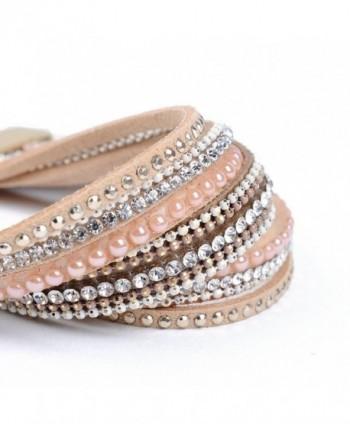 Artilady shinning clasp bangle women in Women's Charms & Charm Bracelets