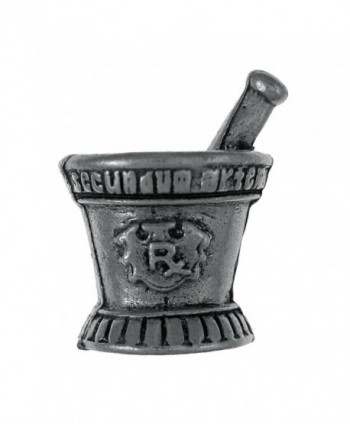 Mortar and Pestle Lapel Pin - CV1172NYRXV