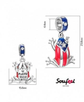 SOUFEEL Pendant Sterling Bracelets Necklaces
