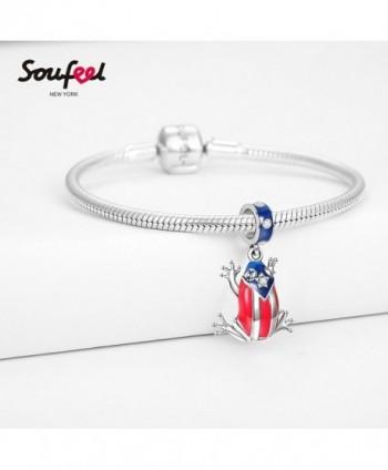 SOUFEEL Pendant Sterling Bracelets Necklaces in Women's Charms & Charm Bracelets
