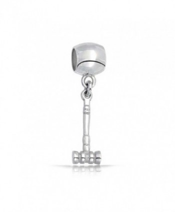 Bling Jewelry Judicial Gavel Dangle Charm Bead .925 Sterling Silver - CS118YK2BLB