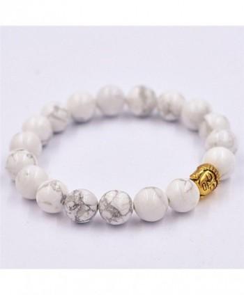 MALLOOM Buddha Bracelet Elastic Bracelets in Women's Wrap Bracelets