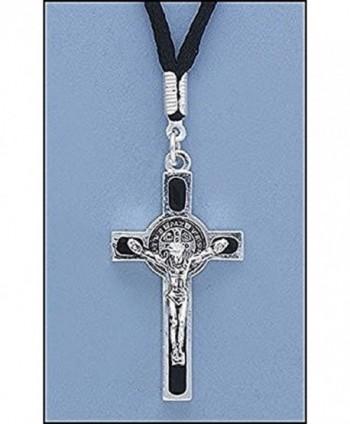 Catholic Religious Necklace Benedict Exorcism - CA11EXDBO3T