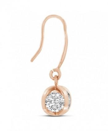 Sparkle Bargains Gold tone Swarovski Elements in Women's Drop & Dangle Earrings