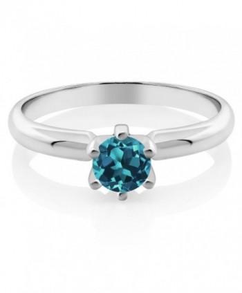 London Gemstone Birthstone Sterling Silver