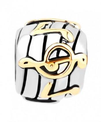 ThirdTimeCharm Golden European Charm Bracelets in Women's Charms & Charm Bracelets