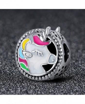 Kiss Mythical Sterling European Bracelet