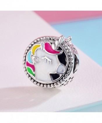 Kiss Mythical Sterling European Bracelet in Women's Charms & Charm Bracelets