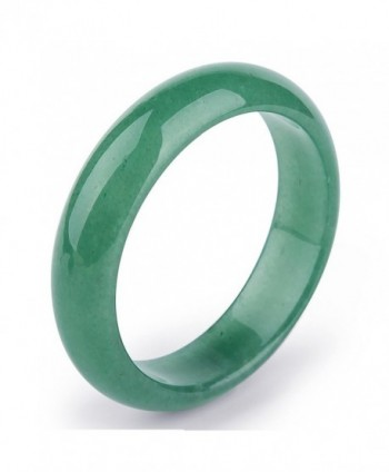 Natural Green Jade Bracelet bangle for womens - CX18690N6D0