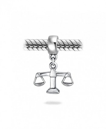 Bling Jewelry Scales Justice Sterling