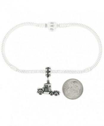 Sterling Silver Oxidized Dimensional Dangle