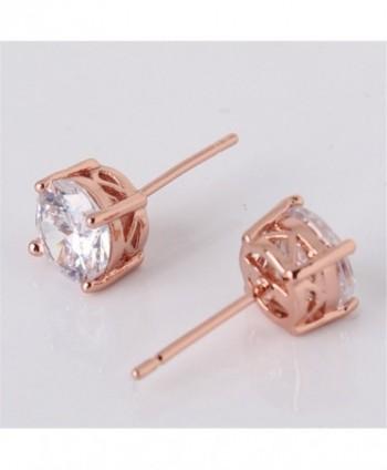 GULICX favorable Smart White Earrings in Women's Stud Earrings