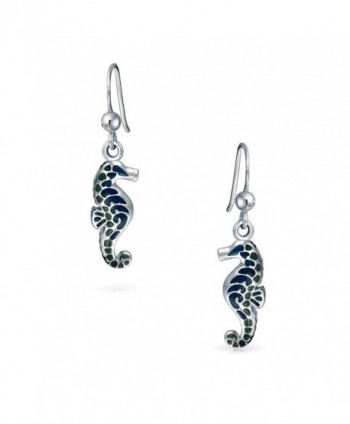 Bling Jewelry Nautical Seahorse Sterling