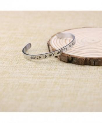 Friendship Bracelet Friend Stainless Engraved