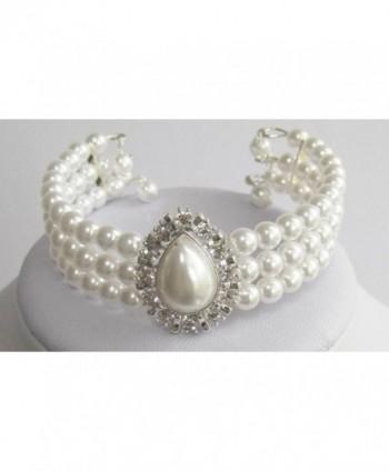 Entire Bridal Necklace Earring Bracelet in Women's Jewelry Sets