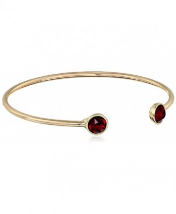 Oroclone 8mm Bangle Bracelet - Gold - C011OG0VFZL