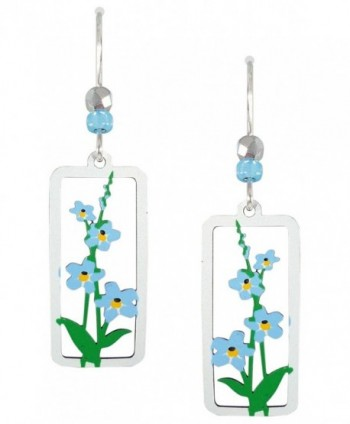 Sienna Sky Forget Me Not Panel Earrings 1490 - CI11DZ7G1DH