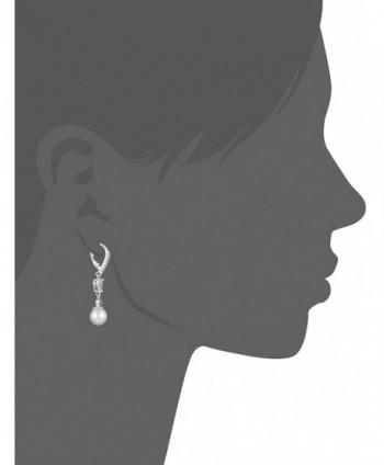 Anne Klein Precious Silver Tone Zirconia