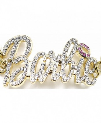 Barbie Iced Style Bracelet Color