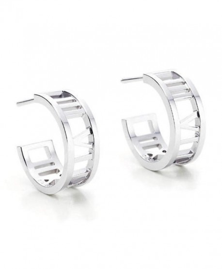 Arber 925 Sterling Silver Plated Earring - CJ186MNWNOL