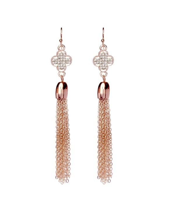 Crystal Clover Earring - CK1889ZTW6N