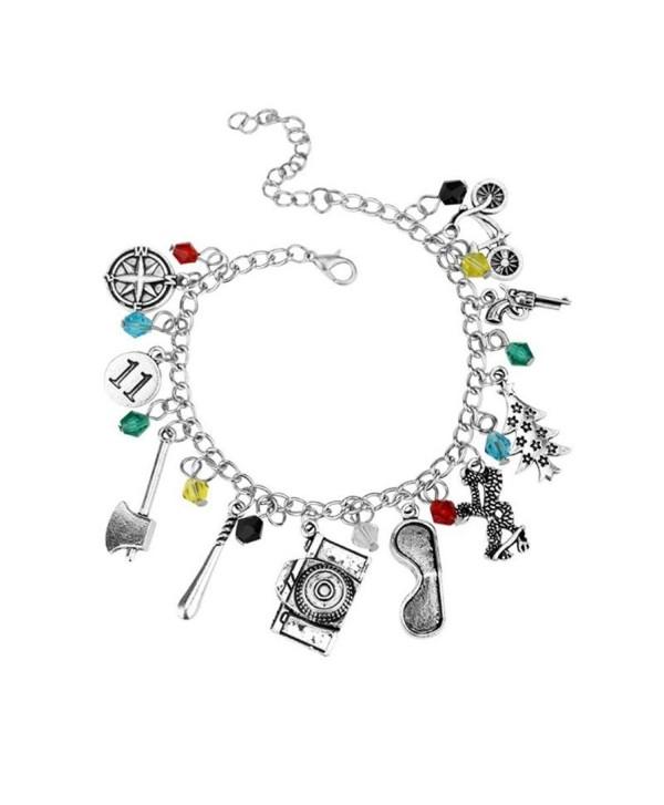 Ivy & Clover Stranger Things Inspired Charm Bracelet - CX187WTNX9R