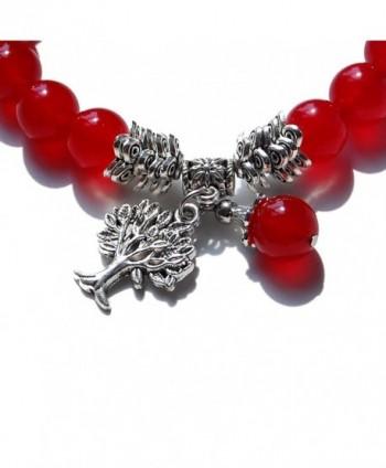 Three Keys Jewelry Birthstone Bracelet