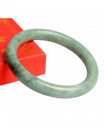 Natural Round Bangle Bracelet 62 63mm in Women's Bangle Bracelets