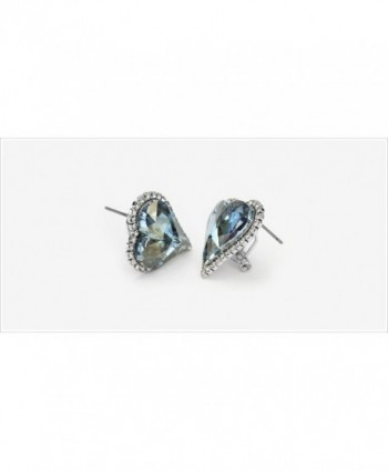 Neoglory Platinum Swarovski Elements Earrings