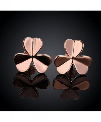 YEAHJOY Jewelry Darling Earrings rose gold plated base in Women's Stud Earrings