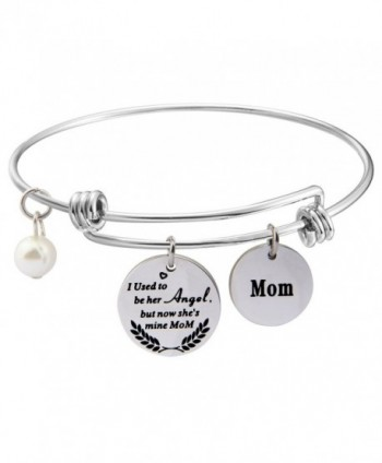 Bracelet Memory Mother Memorial bracelet - I used to be her bracelet 2 - CF185H267IY